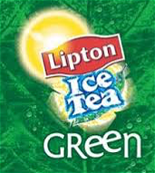 Foto Lipton ice-tea green
