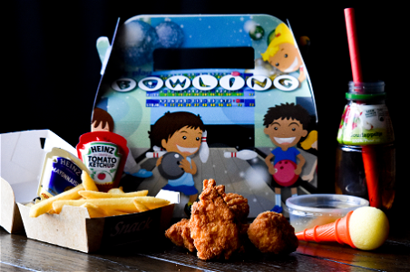 Foto Kids Kipnuggets MENU