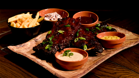Foto Spare Ribs XL MENU